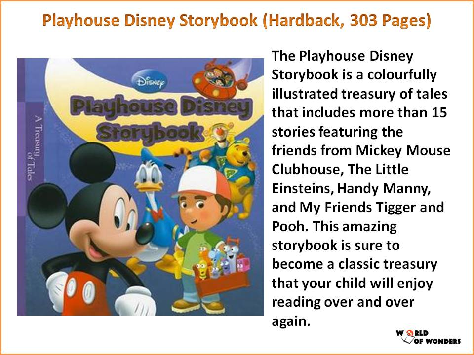 World of Wonders: Disney Storybook Collections