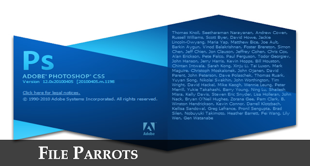 Download Adobe Photoshop CS5 Free