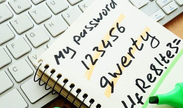 Tips Ampuh Membuat Password Agar Aman