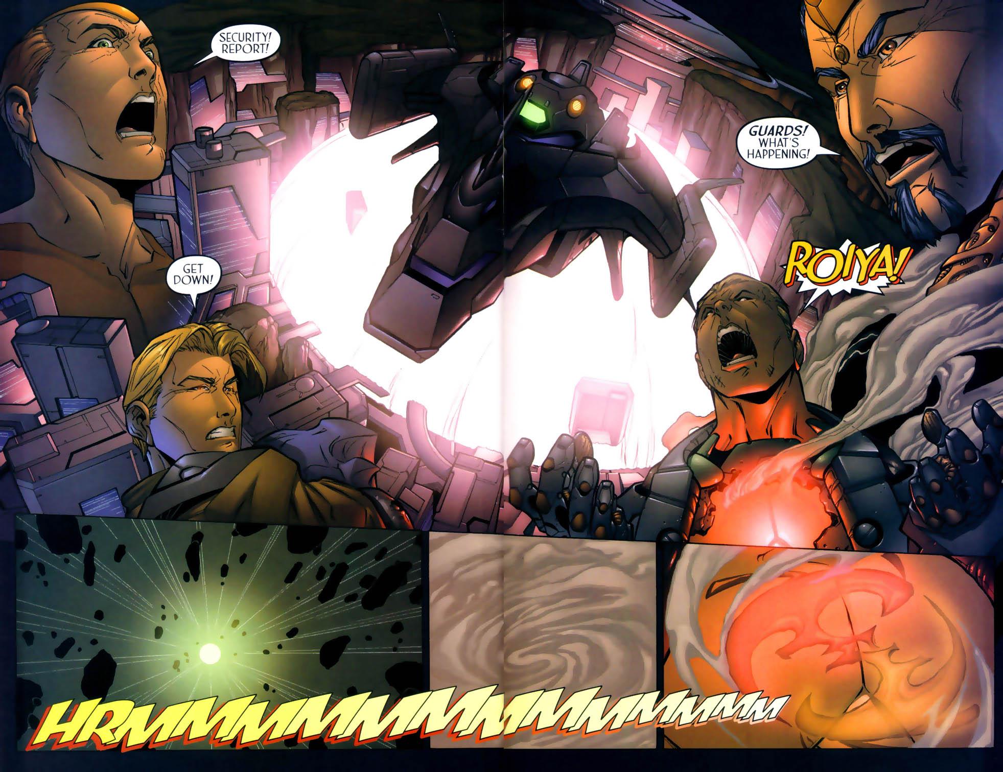 Read online Sigil (2000) comic -  Issue #1 - 29