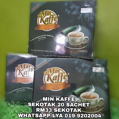 Min Kaffe, Harga Min Kaffe, Min Kaffe Original, Min Kaffe Dan Garlic Set Kurus, Testimoni Min Kaffe, Min Kaffe Asli , Produk Hai-O