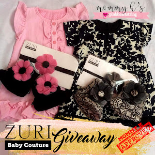 Zuri Baby Couture giveaway