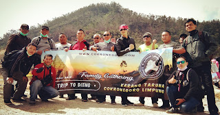 "Family Gathering Karang Taruna Cokronegoro ""TRIP TO DIENG"" 1 Dec 2019"