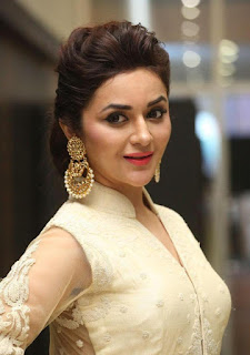 Ragini Nandwani New hot white dress  Photos