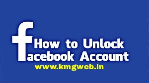 how to unlock facebook account