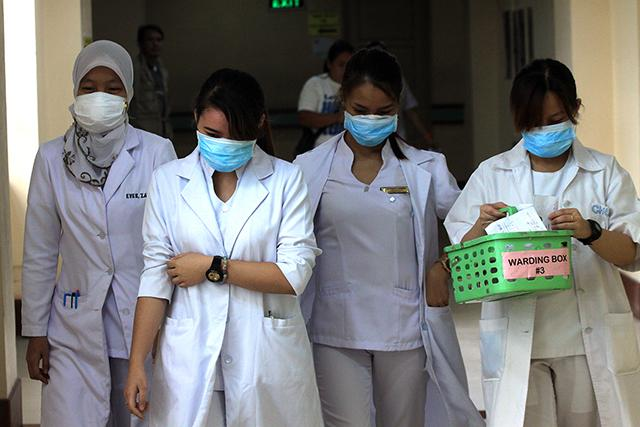 DOH to hire 26,000 nurses for plantilla positions, salary at P33,000