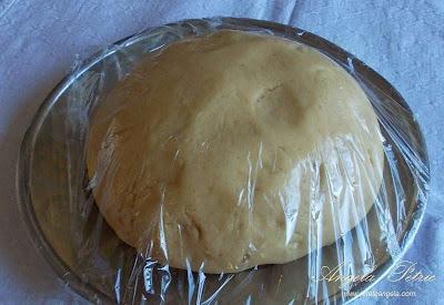 Preparare prajitura cu mere-etapa7