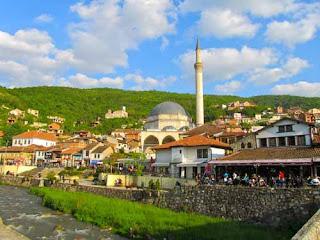 Prizen Kosovo River