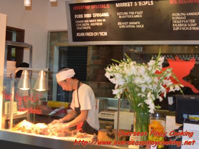 ZubuchonMango Avenue Restaurant Branch