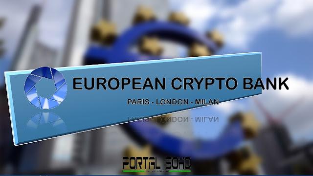European Crypto Bank - Platform Masa Depan Pertukaran dan Perdagangan yang Aman