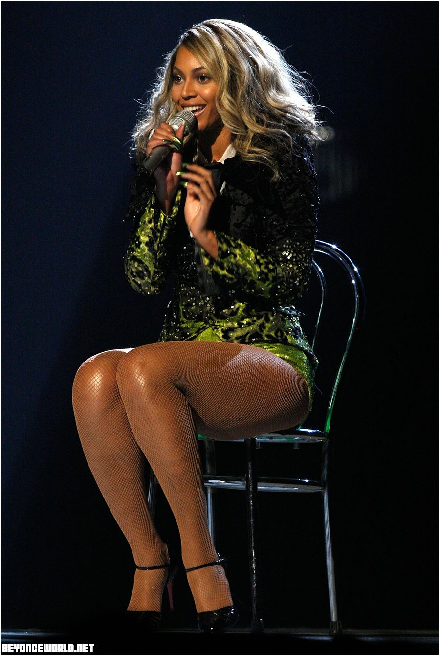 Well understand Beyonce sexy legs and thighs have hit