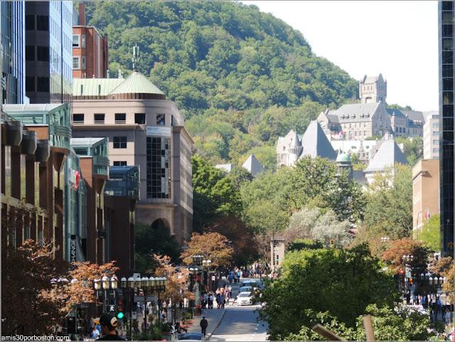 Calles de Montreal, Canadá