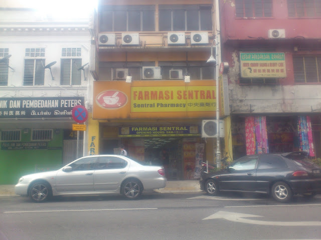 Sentral Pharmacy Jalan Chow Kit