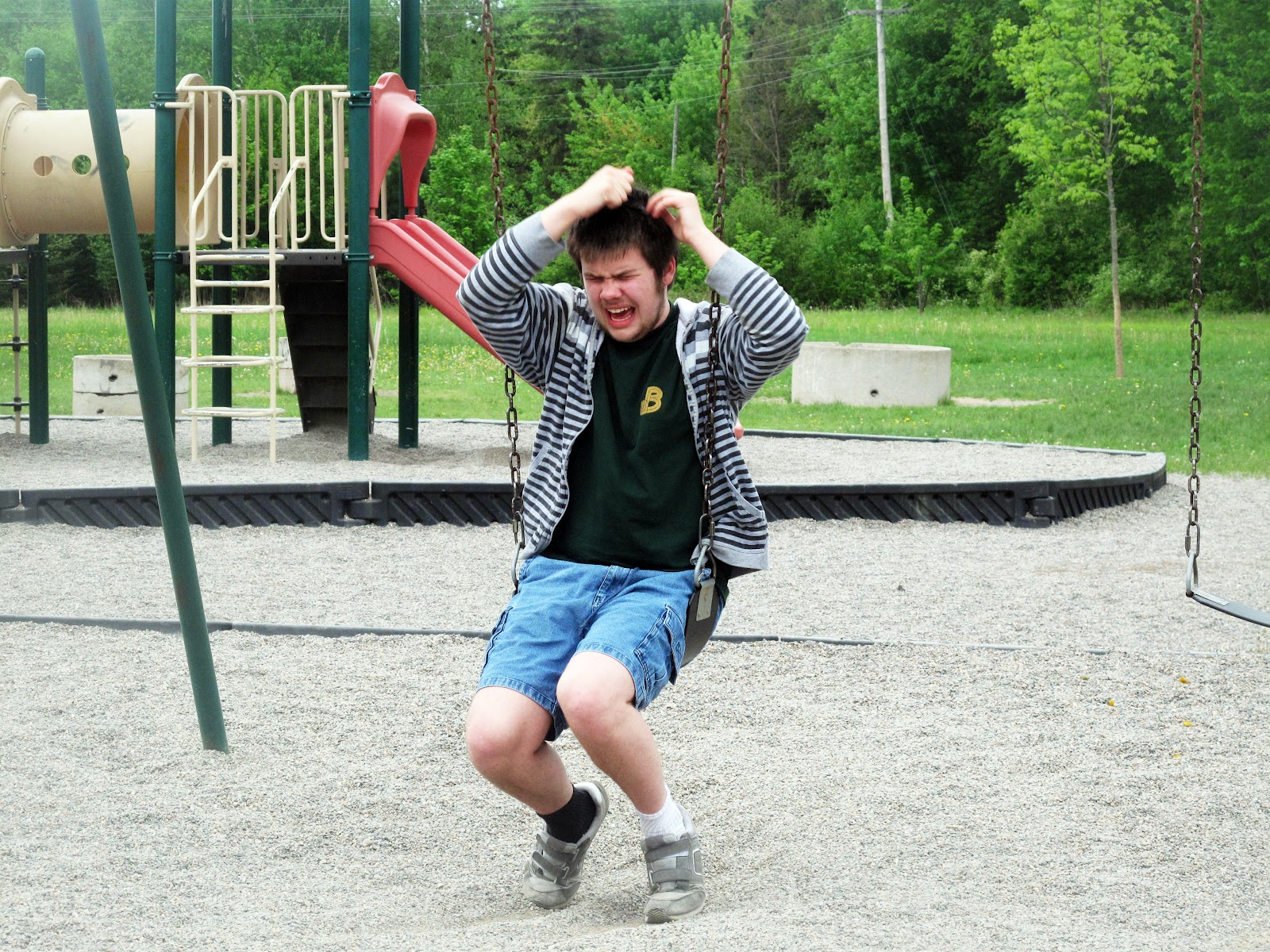 Facing Autism In New Brunswick This Is Autism Conor S