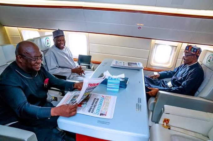 Re: PDP Governors lobbying to travel with Buhari  -The rantings of a confused, moronic man - By @IkechukwuIroha