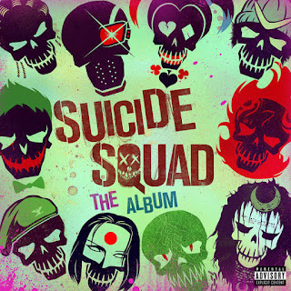 Various Artists - Suicide Squad: The Album (OST) (2016) - Album Download, Itunes Cover, Official Cover, Album CD Cover Art, Tracklist