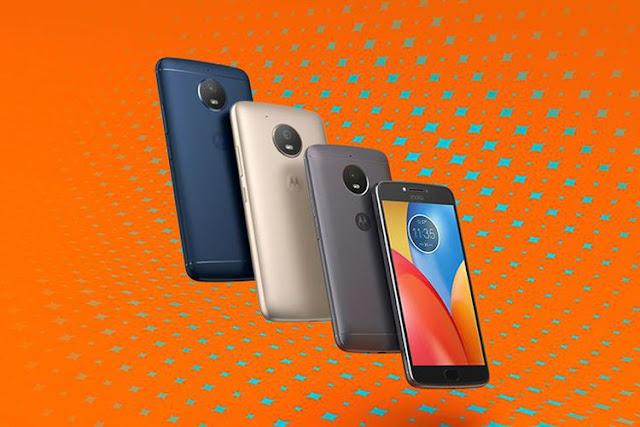 Android Moto E4 dan Moto E4 Plus