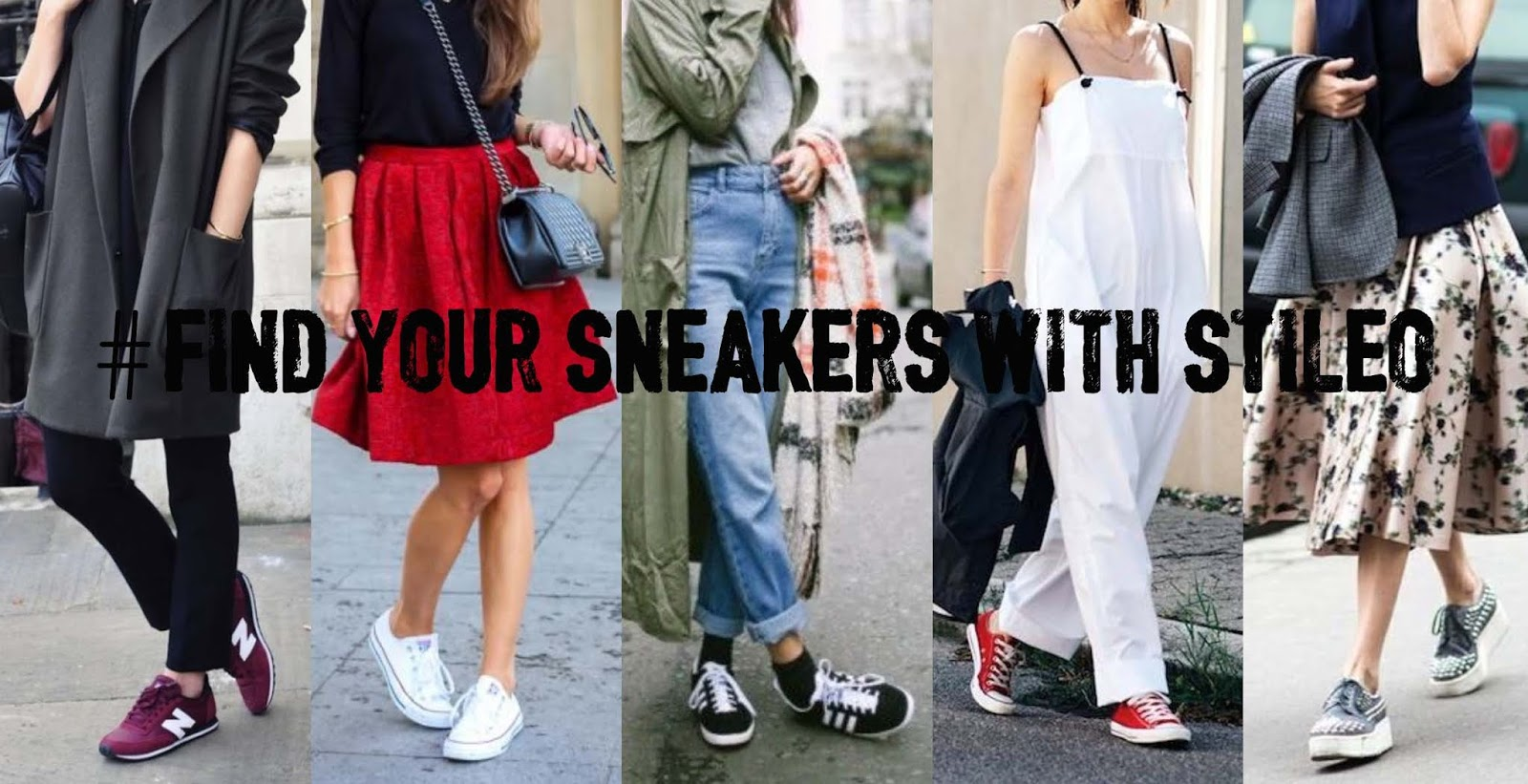 Eniwhere Fashion - Trova le tue sneakers su Stileo