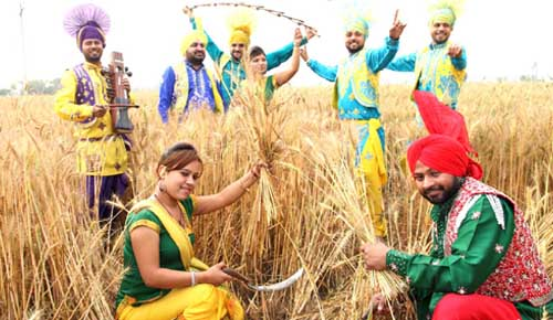 Essay on The Baisakhi Festival for school and college students