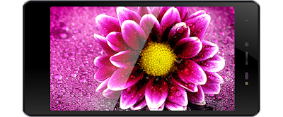micromax canvas 5 display