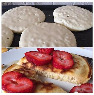 Resepi Pancake Gebu Lembut Sedap