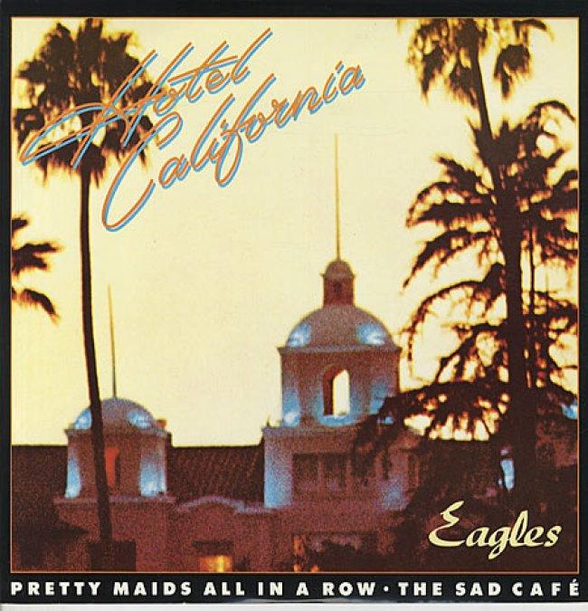 Lovely 70 S The Eagles Hotel California Video