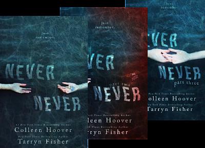 Reseña trilogía Never never