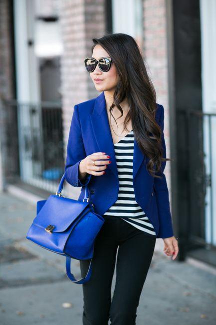 cobalt street style