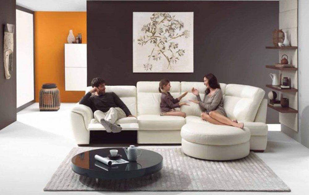 Interiorismo decoracion dise o de interiores feng for Disposition salon feng shui