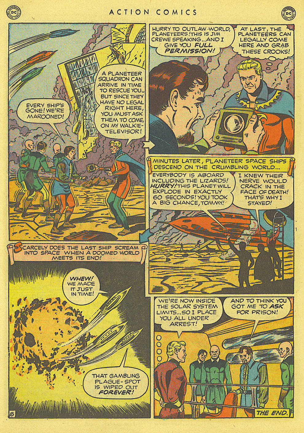 Read online Action Comics (1938) comic -  Issue #145 - 21