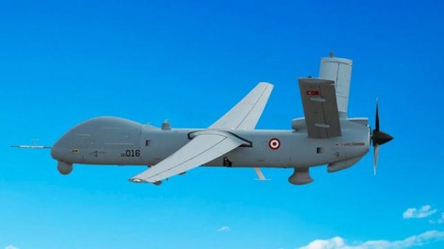 Τουρκία: Αναβαθμίζει τις... υπερπτήσεις με μη επανδρωμένο αεροσκάφος