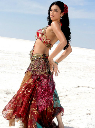 Sruthi Hasan Most Spicy Hot Pics - Tolly Cinemaa Gallery-6892