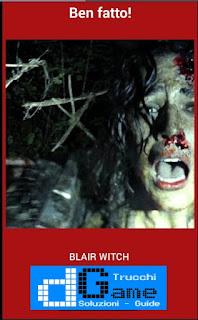 Soluzioni Quiz Horror Movie livello 35