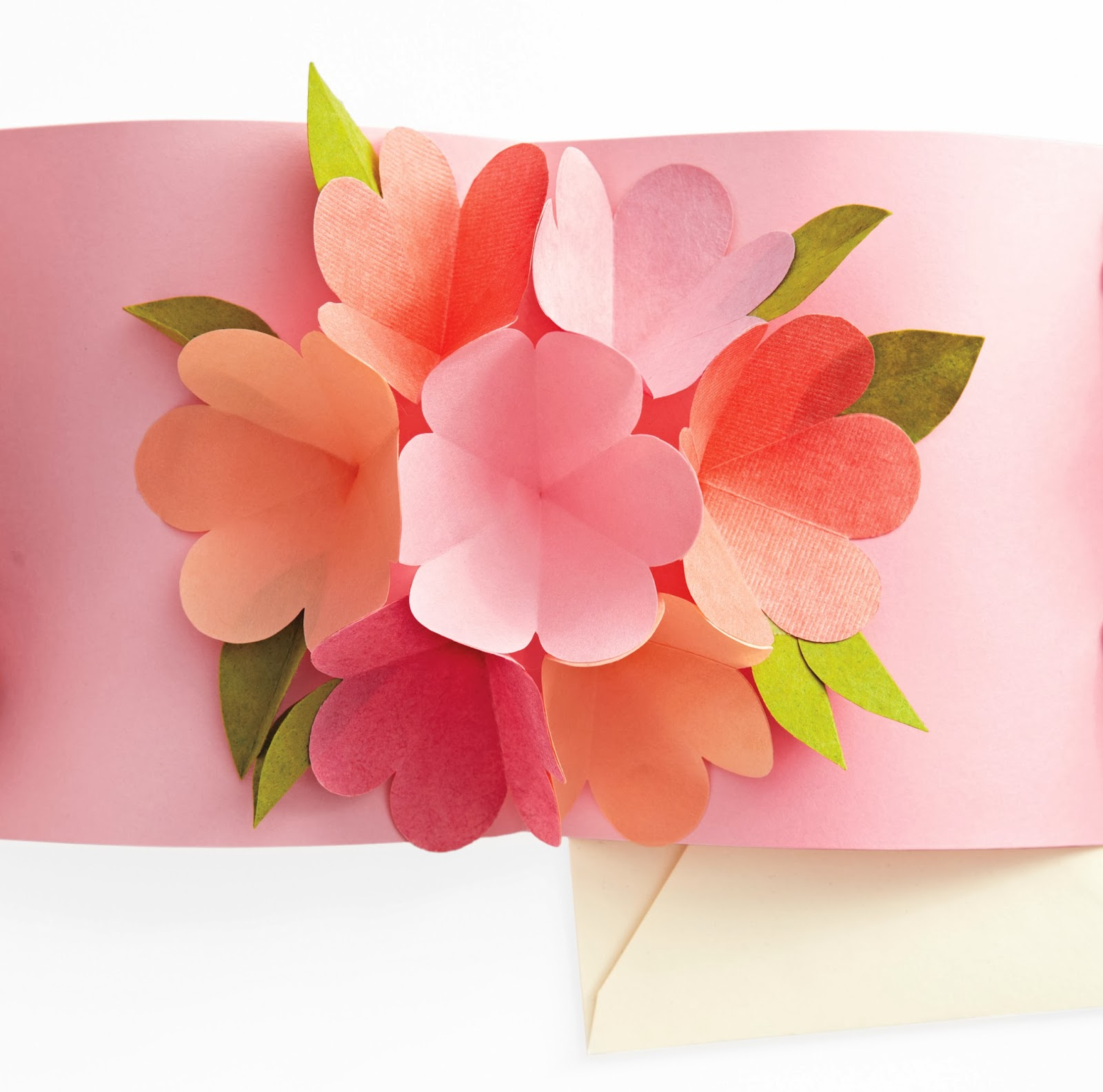 Flower Card Craft