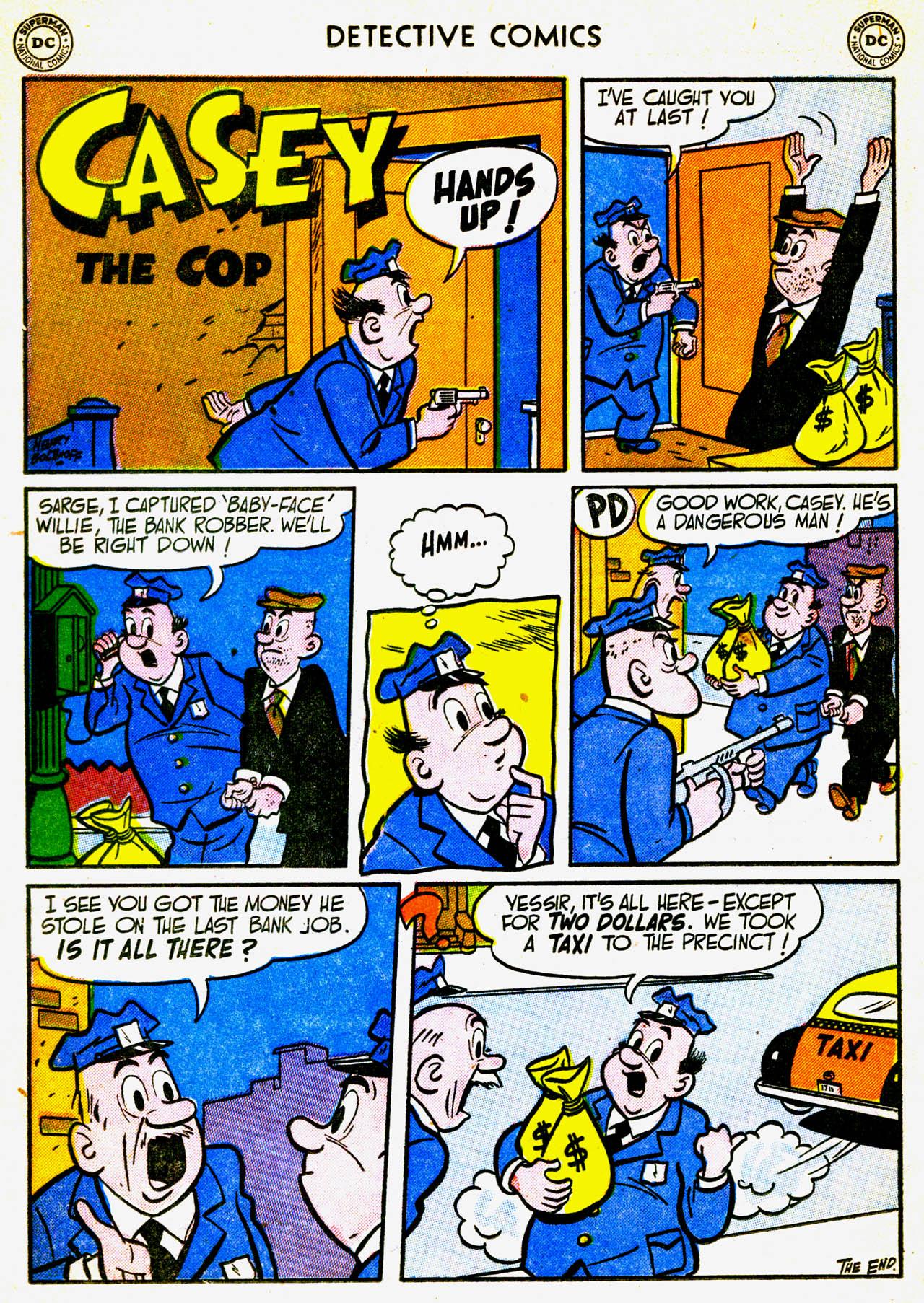 Detective Comics (1937) 180 Page 32