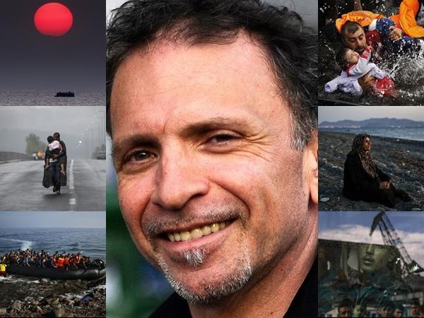 Έφυγε από τη ζωή ο Έλληνας βραβευμένος με Πούλιτζερ φωτορεπόρτερ Γιάννης Μπεχράκης