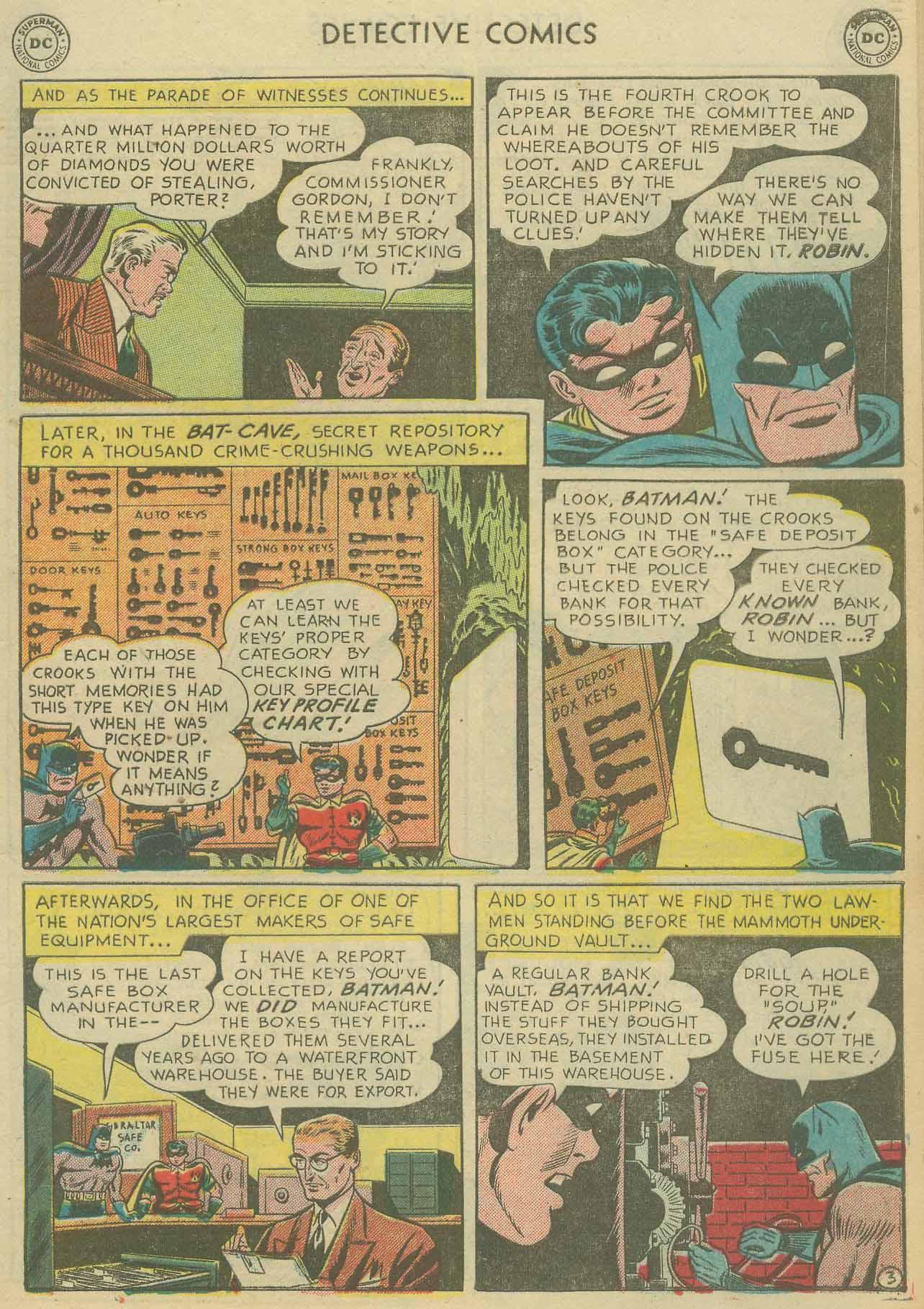 Detective Comics (1937) 175 Page 4