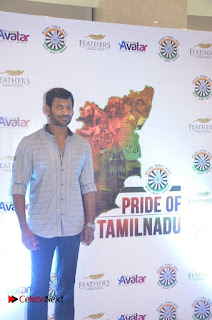 Simran and Vishal at the Launch of The Pride of Tamil Nadu Event Stills  0016.jpg