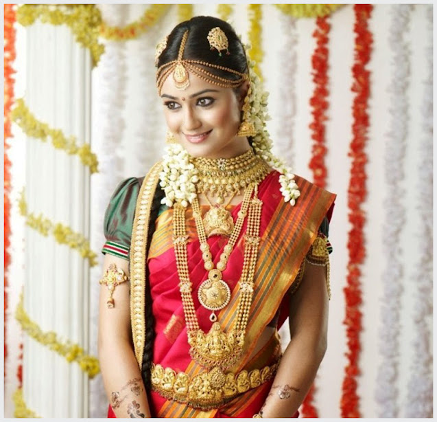 Top South Indian Bridal Looks in saree