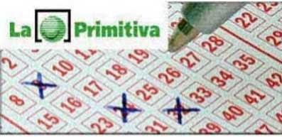 loteria primitiva del sábado 11 de febrero de 2017