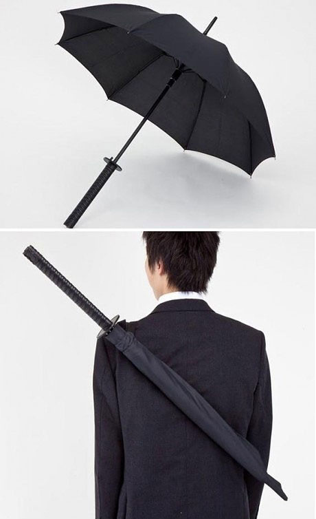 umbrella samurai