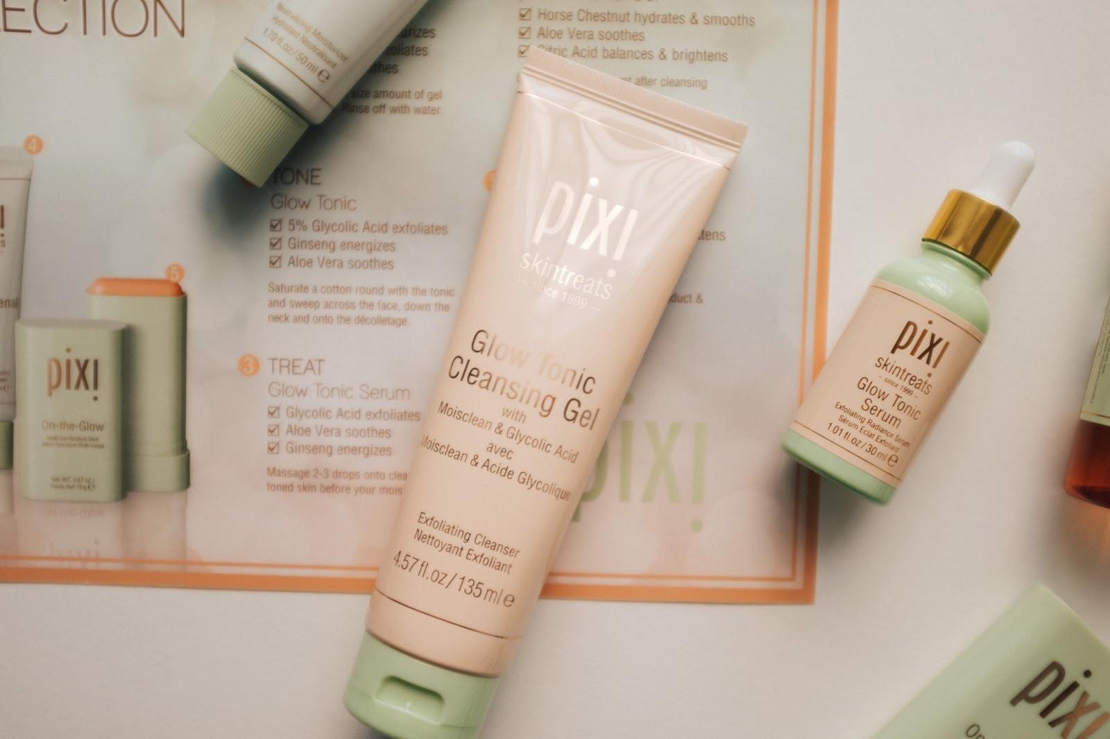 Pixi Glow Tonic Cleanser