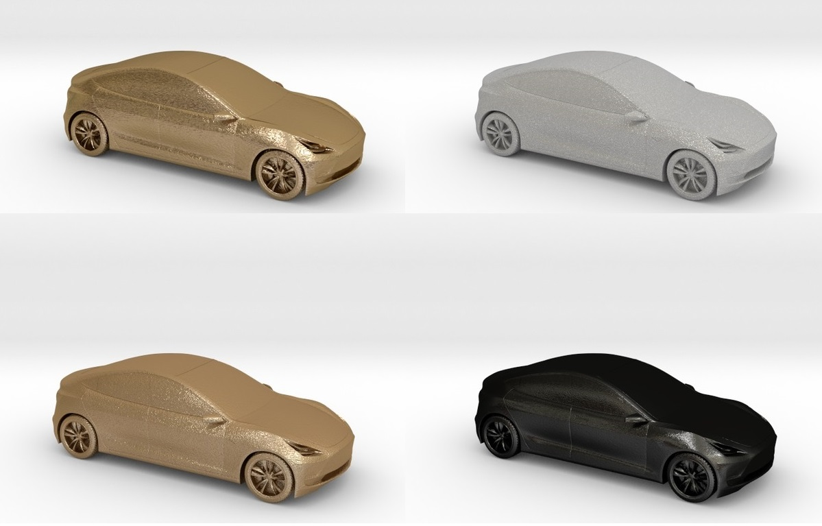 TESLA UPDATES: You can now purchase an unofficial 3D ...