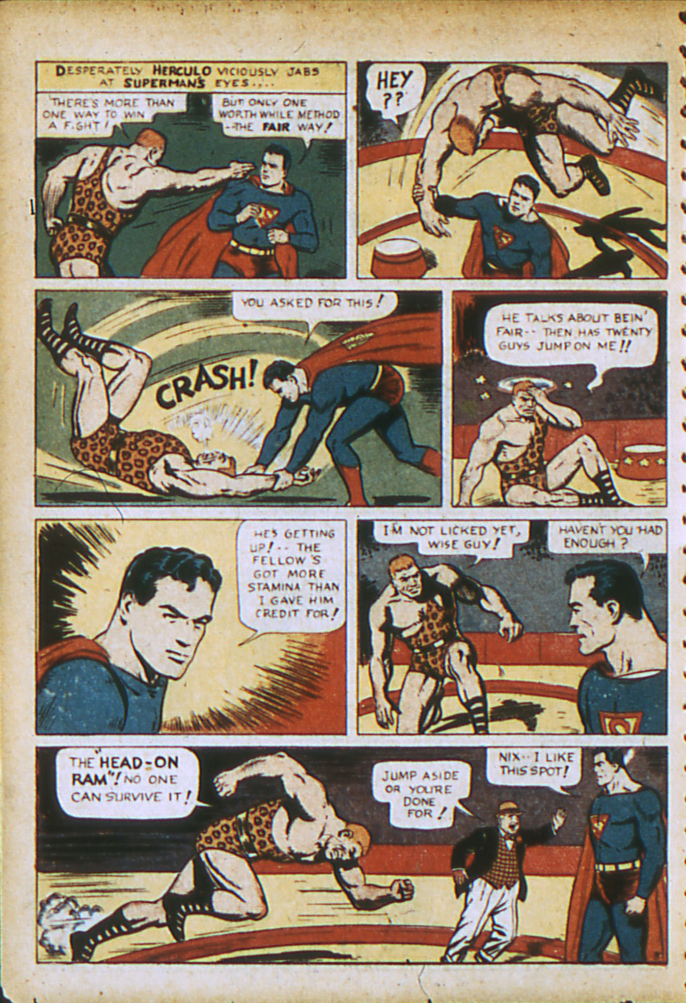 Read online Action Comics (1938) comic -  Issue #28 - 11