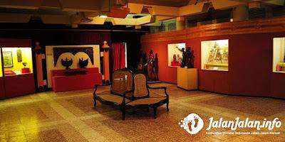Unit Galeri Museum Sonobudoyo Yogyakarta