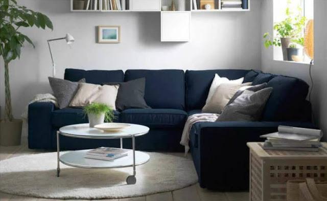 Fold Out Corner Sofa