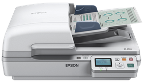 Epson WorkForce DS-6500 Drivers Download