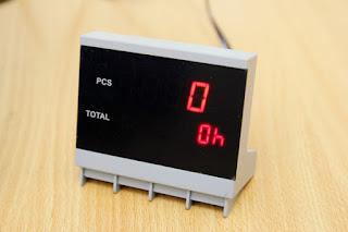 Máy đếm tiền Silicon MC 7PLUS Chính Hãng