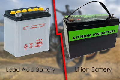 Li ion batteries in bikes lithium ion batteries