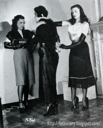Shirley Maitland, Lily Dawn, Richard Pérez Seves